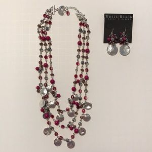 WHBM Necklace (earrings separate)